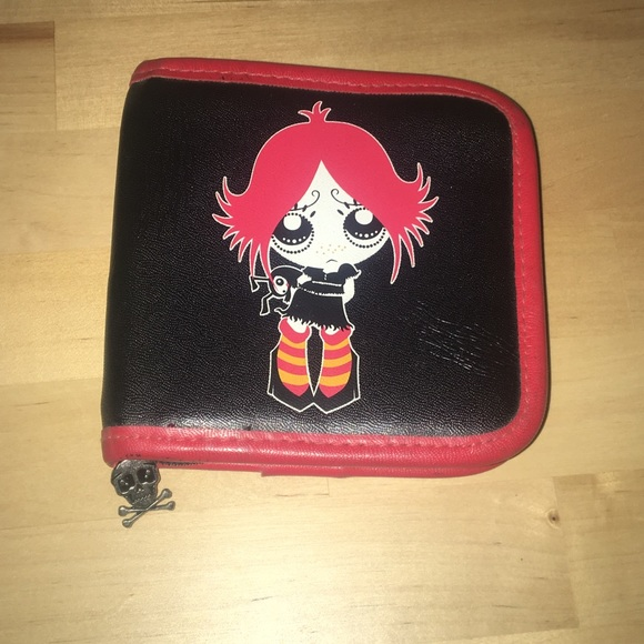 2135e0a044ee Ruby Gloom Bags | Wallet Wid Chain | Poshmark